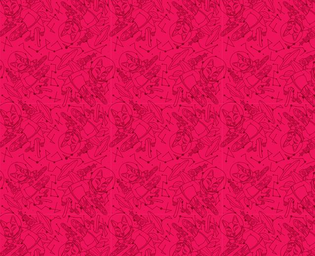 Pattern discobag Atlàntic
